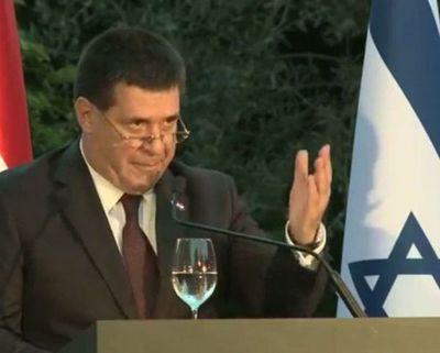 """Cartes: la revocación del traslado de la Embajada a Jerusalén """"fue personal"""""""