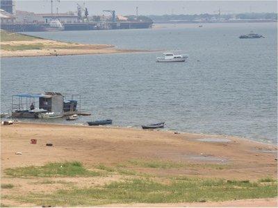 Solicitarán al Congreso emergencia hidrológica por bajante de ríos