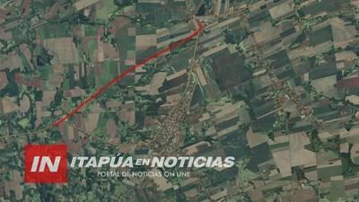CIRCUNVALACIÓN DE RUTA 7 EN NATALIO GENERA OPINIONES DIVIDIDAS ENTRE POBLADORES.