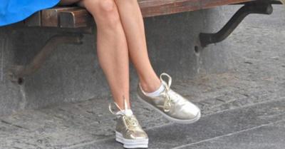 """""""Mula"""" cayó con 2 kilos de oro en sus zapatos"""