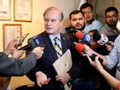 Durand desmiente informe de Contraloría sobre bienes