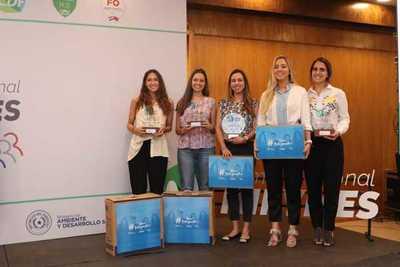 Presentan a los ganadores del Premio Nacional Mipymes 2019