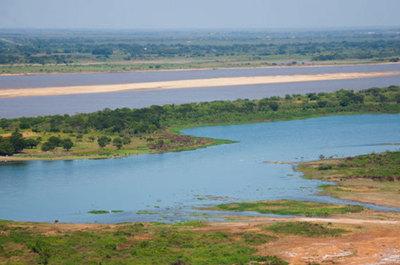Concepción: Sigue bajando el nivel del Río Paraguay