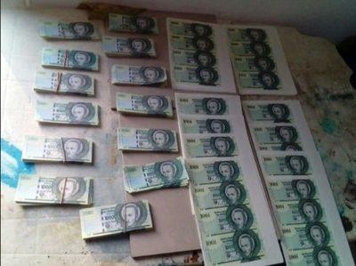 Advierten sobre circulación de billetes falsos de G. 50.000 y G. 100.000