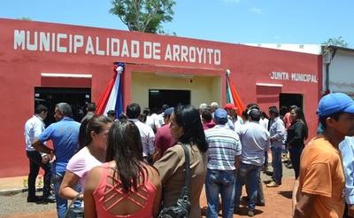Concejales de Arroyito solicitan intervención de la Comuna