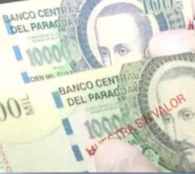Cuidado con los billetes falsos