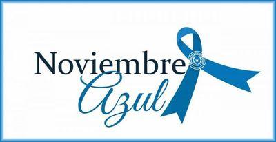 """CSJ impulsa campaña """"Noviembre Azul"""""""