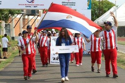 Arrancaron los Juegos Regionales de OEP con 750 atletas