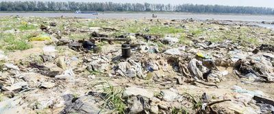 Diputados urgen a ciudades a limpiar franjas ribereñas