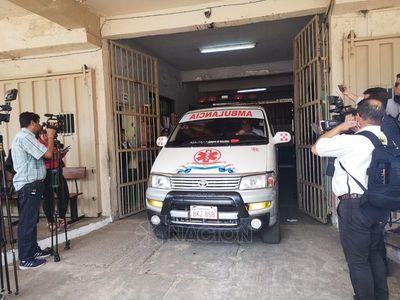 Médico no era vigilado por guardias, afirma fiscal