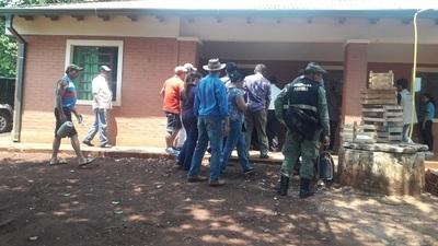 Denuncian agresiones de manifestantes en Otaño