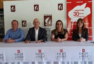 Se viene el cierre del Circuito Súper Series de golf