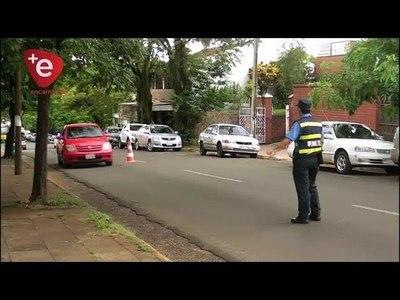 ENCARNACIÓN: HABILITAN INSCRIPCIONES PARA ASPIRANTES A POLICIA DE TRÁNSITO