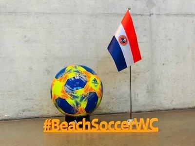 El balón del Mundial de Paraguay