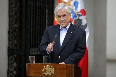 """""""No tenemos nada que ocultar"""", dice Piñera ante denuncias de violaciones a DDHH"""