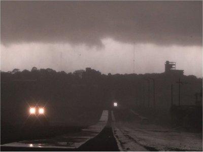 Actualizan lista de departamentos afectados por tormentas eléctricas