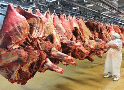 Analizan potenciar negocio de la carne con pequeños productores