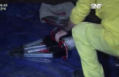 Bomberos de Lambaré reciben nuevos equipos de rescate