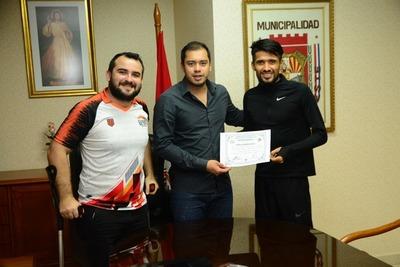 Municipalidad de CDE apoyará económicamente a Derlis Ayala