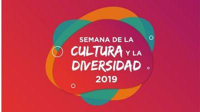 Se viene la Semana de la Cultura y la Diversidad
