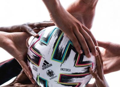 HOY / Adidas presenta Uniforia, el balón oficial de la Eurocopa 2020