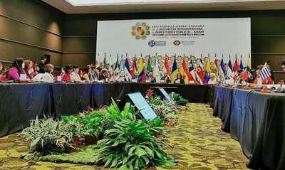 Paraguay apuesta por la solidaridad y cooperación para enfrentar al crimen organizado