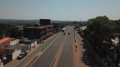 Viaducto de 4 Mojones cuenta con 80 % de avance en adecuación de seguridad