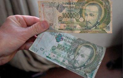 ¿Qué hacer con los billetes falsos del cajero?