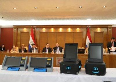 Polémica en la licitación de máquinas para el voto electrónico · Radio Monumental 1080 AM