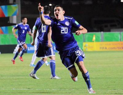 Paraguay reacciona a tiempo y está en cuartos de final del Mundial Sub-17