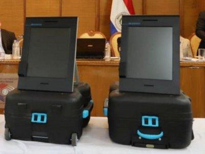 Fuerte enfrentamiento político por la suspensión de licitación de máquinas