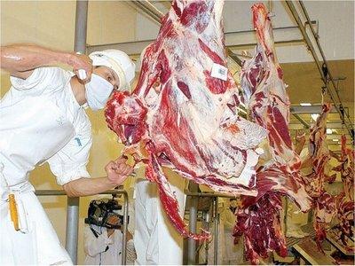 La faena de ganado bajó 6% en   frigoríficos hasta octubre