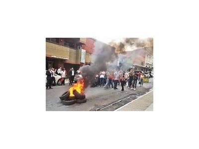 Protestan contra resolución del TSJE a favor de Añetete