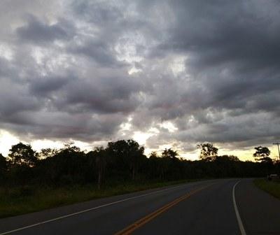 Lluvias y tormentas para el fin de semana