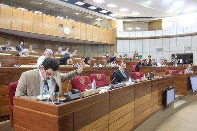 Senado aprueba elevación de tope de déficit fiscal