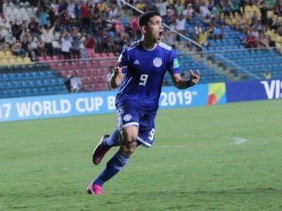 Los goles que ponen a Paraguay en cuartos de final
