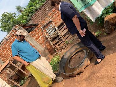 Ante caso confirmado de Dengue piden a pobladores redoblar esfuerzos
