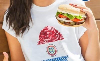 Cadena de Burger King ofrece delivery en CDE