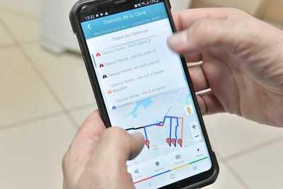 Multiviaducto: App permitirá conocer desvíos
