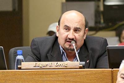 El PLRA está lleno de planilleros, asegura Edgar Ortiz