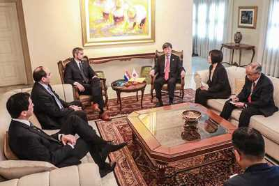 Abdo Benítez valora apoyo de la JICA para impulsar desarrollo del país