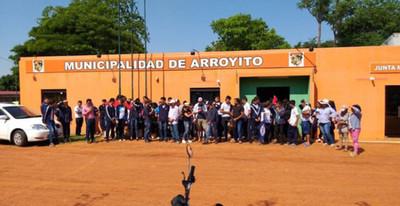 Concejales aprobaron el pedido de intervención a Municipalidad de Arroyito