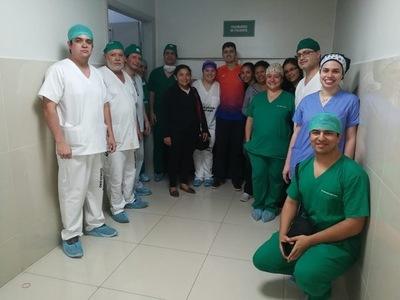 IPS realizó primera cirugía fetal correctiva intrauterina