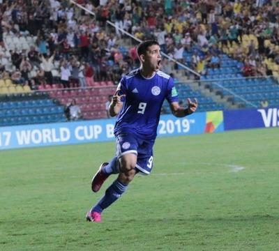 """Diego Duarte, autor del gol de la victoria ante Argentina: 'Mi sueño es llevar la Copa a Paraguay"""""""