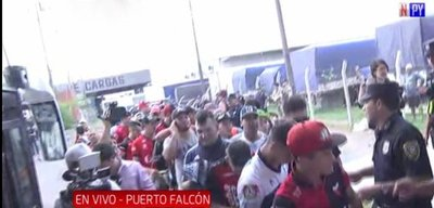 La marea sabalera invade Paraguay