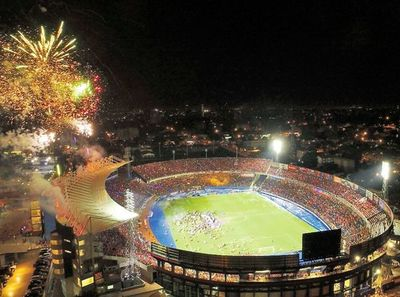 """""""Estamos a la altura de los mejores estadios del mundo"""""""