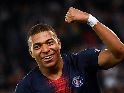 PSG abre contactos para prolongar el contrato de Mbappé