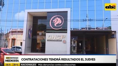 Contrataciones espera tener respuesta sobre licitación de urnas el jueves