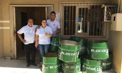 Instalan basureros en el mercado de abasto de CDE