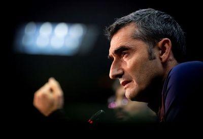 """Valverde: """"Me siento apoyado y respetado por el club"""""""